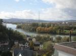 Vallendar: Der Rhein liegt Ihnen zu Füßen! Geräumiges Einfamilienhaus in exponierter Hanglage